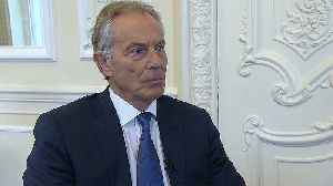 EU chiefs should prepare for second Brexit referendum, ex-UK PM Tony Blair tells Euronews [Video]