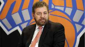 Knicks Owner James Dolan's Guitar Playing May Irk Players [Video]