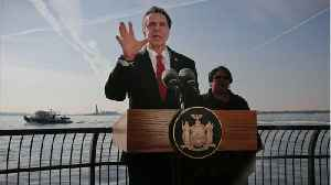 New York Governor Cuomo Wants To Legalize Recreational Marijuana Use [Video]