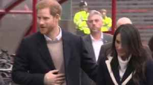 Prince Harry and Meghan Markle Are Coming to America! [Video]