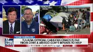 Tijuana Ultimatum To Remove Caravan By Force Lifted Due To Priest [Video]