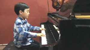 Seven-Year-Old Piano Virtuose Evan Le [Video]