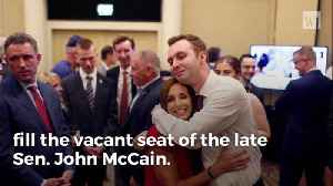 John McCain's Family Takes a Shot at Likely Replacement for His Senate Seat [Video]