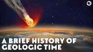 A Brief History of Geologic Time [Video]