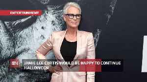 Will Jamie Lee Curtis Do Another Halloween Movie [Video]