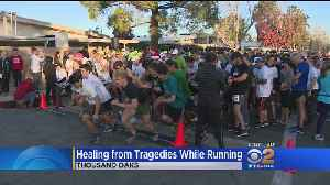 Healing From Thousand Oaks Tragedies While Running [Video]