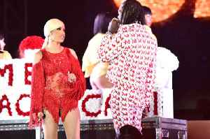 Cardi B Rejects Offset After He Crashes Her Set [Video]