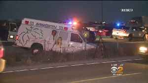 Suspect Arrested After Ambulance Chase [Video]
