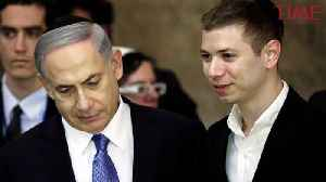 The Israeli Prime Minister's Son Has Been Temporarily Banned From Facebook Over Divisive Posts [Video]