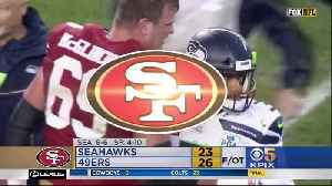49ers Postgame Wrap [Video]