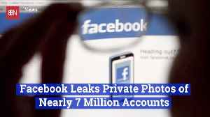 Another Facebook Issue...With 7 Million Photos [Video]