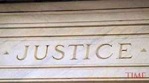'Justice' Is Merriam-Webster's 2018 Word of the Year [Video]