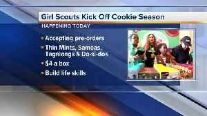 Girl Scouts of Southeastern Michigan begin Girl Scout Cookies sales [Video]