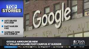 Google Plans New $1 Billion Campus In NYC [Video]