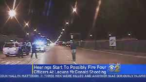 Police Board To Begin Hearings On Laquan McDonald Cover-Up Allegations