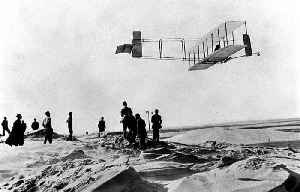 This Day in History: The First Airplane Flies [Video]