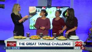 The Great Tamale Challenge: Day 1 [Video]