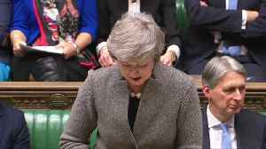 UK's May reschedules crucial Brexit vote for mid-January [Video]