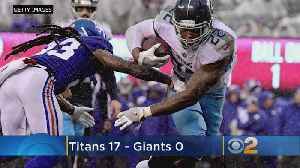Derrick Henry Runs Wild In Titans Win Over NY Giants [Video]