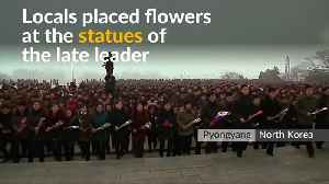 North Korea commemorate Kim Jong Il on death anniversary [Video]