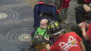 Operation North Pole Helps Light Christmas For Terminally Ill Children [Video]
