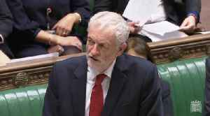 News video: Jeremy Corbyn Calls For No Confidence Vote