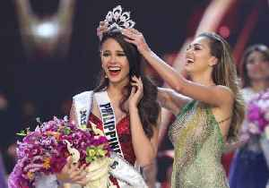 News video: Philippines' Catriona Gray Wins 67th Miss Universe Pageant