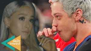Pete Davidson REFUSES To See Ariana Grande As More Celebs REACT To Shocking Note! [Video]