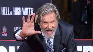 Jeff Bridges To Be Honored At Golden Globes [Video]