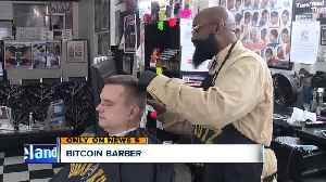 Urban Kutz Barbershop allows customers to pay with technology few people have adopted, so far [Video]