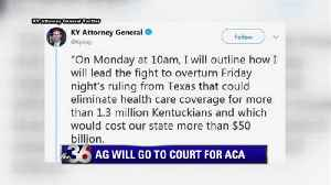 KY Attorney General National [Video]