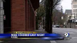 Man stabbed during fight in downtown Eugene [Video]