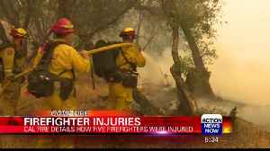 Cal Fire Gives Better Picture of Dangers of Camp Fire [Video]
