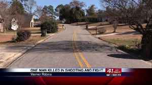 One Man Dead, Another Injured During Shooting in Warner Robins [Video]