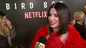 Sandra Bullock Talks Wanting to Be a Mom at a Very Young Age -- And Why She Wasn't (Exclusive) [Video]