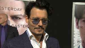 Director dropped from Johnny Depp assault lawsuit [Video]