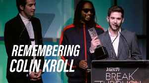Colin Kroll dead at 34: Remembering his major accomplishments [Video]
