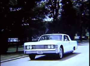Lincoln Continental 1965 Heritage video [Video]