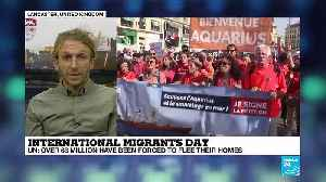 The impact of Climate Change on migration - Lancaster's Giovanni Bettini explains