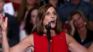 Rep. Martha McSally appointed to fill John McCain's Senate seat [Video]