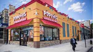 Popeyes Announces 'Emotional Support Chicken' [Video]
