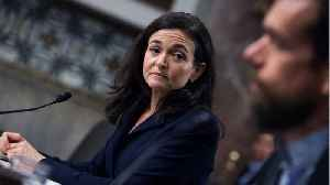 Sheryl Sandberg Says Facebook Should