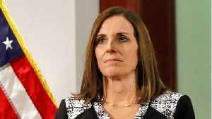 Republican Martha McSally Appointed To Open Arizona Senate Seat [Video]