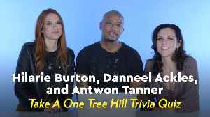 Watch the One Tree Hill Cast Take the Ultimate One Tree Hill Trivia Quiz [Video]
