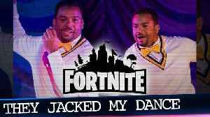 'Fresh Prince' Star Alfonso Ribeiro Sues 'Fortnite' Over 'Carlton Dance' [Video]