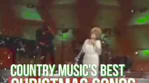 Country Music's Best Christmas Songs [Video]