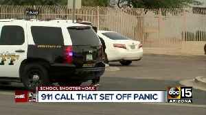 Student facing charges after placing prank call of threat at Apache Junction High School [Video]
