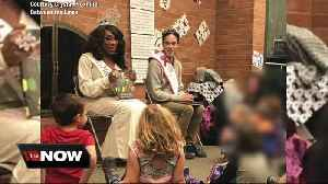 Controversy surrounding drag queen story time at metro Detroit library [Video]
