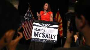 Martha McSally Tapped To Fill John McCain's Senate Seat [Video]