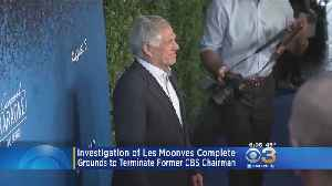 CBS Board Says Les Moonves Will Not Receive $120 Million Severance